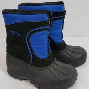 Totes snowboots sz 10